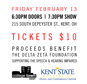 Kent State University Fashion Show Tickets